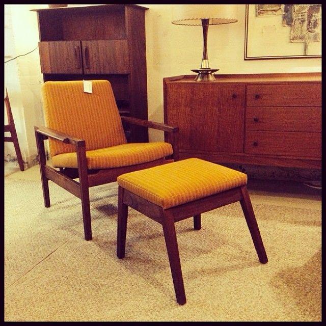 1960s Montréal Designed Arm Chair | Chair, Armchair, Design