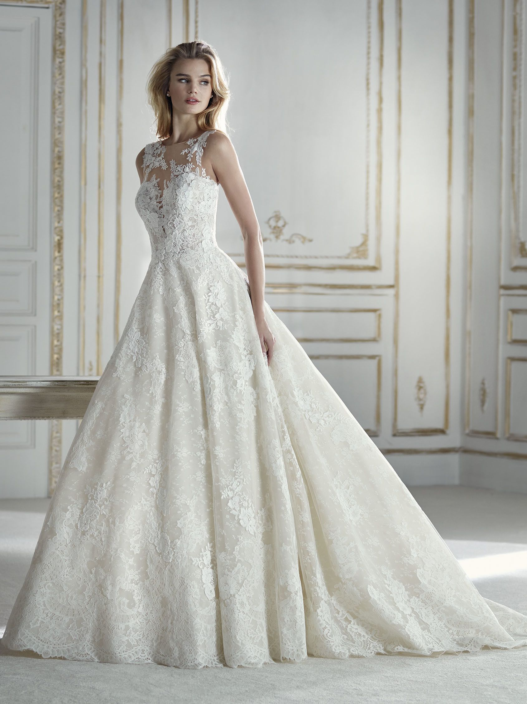 Lasposa San Patrick 2018 Wedding Dress Available At Esposa Stores
