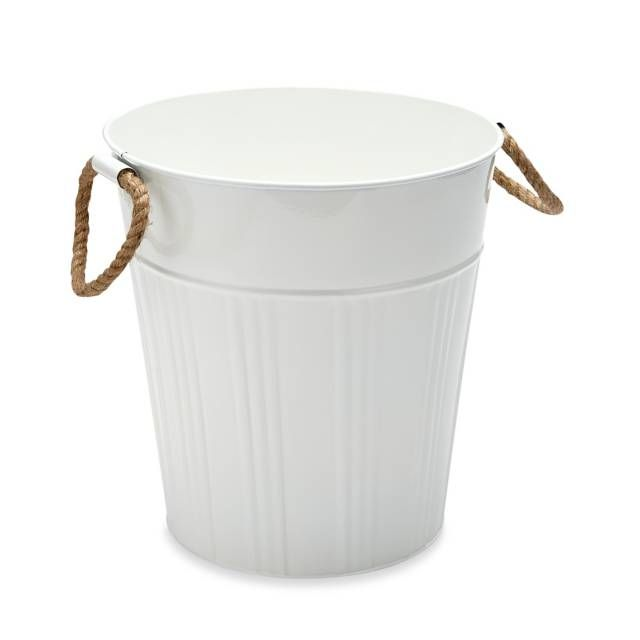 product image for Asbury Metal Wastebasket-bed bath and beyond