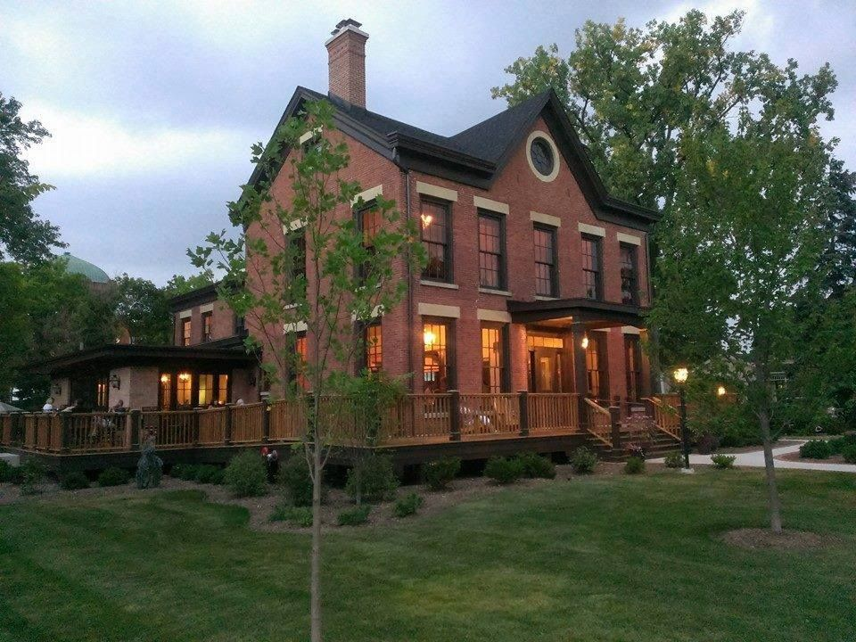 The Refurbished Patten House Found In Downtown Geneva Outdoor