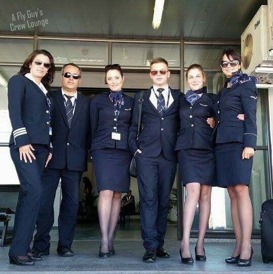 Bulgaria air crew