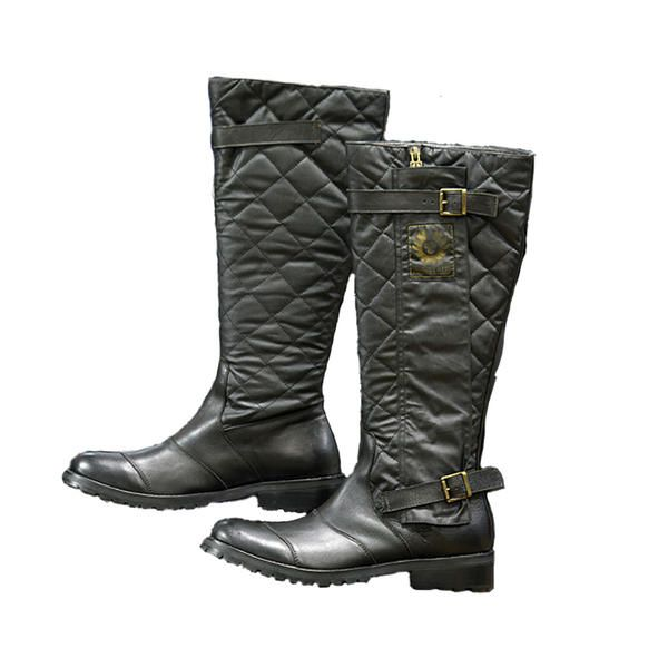 Belstaff Glen Vine High Boots Lady