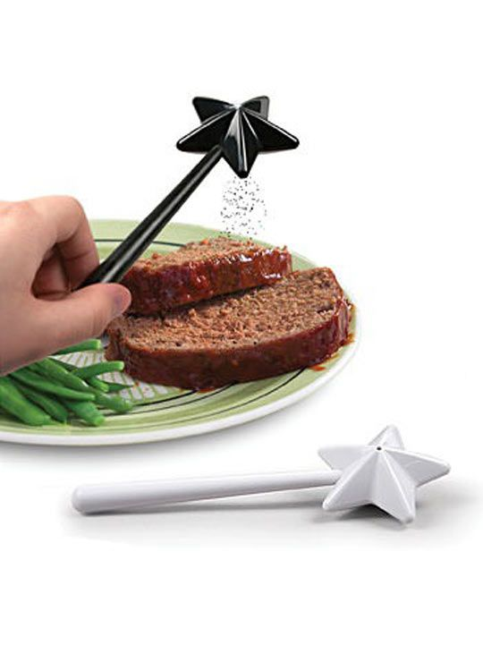 NBNB I Need These Salt And Pepper Shakers
