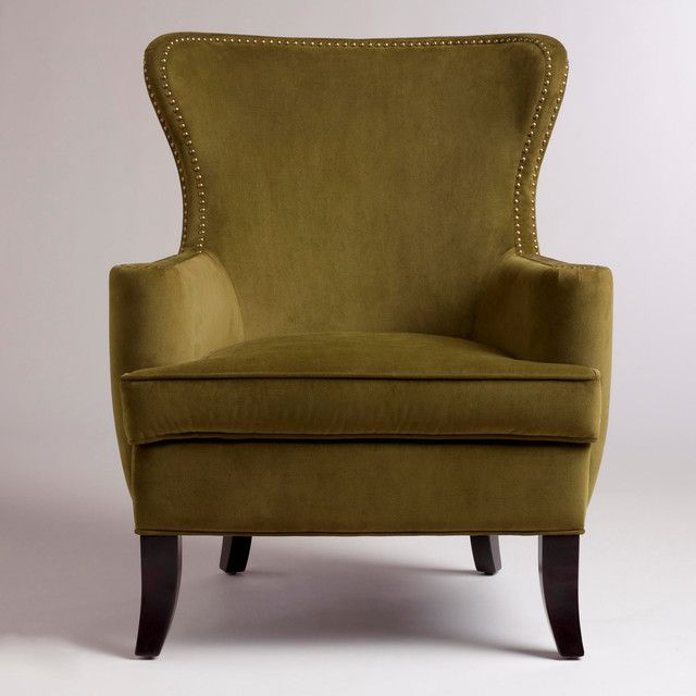Wingback Armchair And Its Benefits  Sofa  Pinterest  Wingback Gorgeous Wing Chairs For Living Room Decorating Inspiration