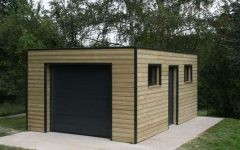 Cout Construction Garage 40m2 In 2020 Garage Extension Garage Shop Plans Garage