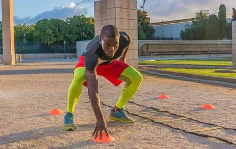 Agility Training for Athletes #agilityworkouts