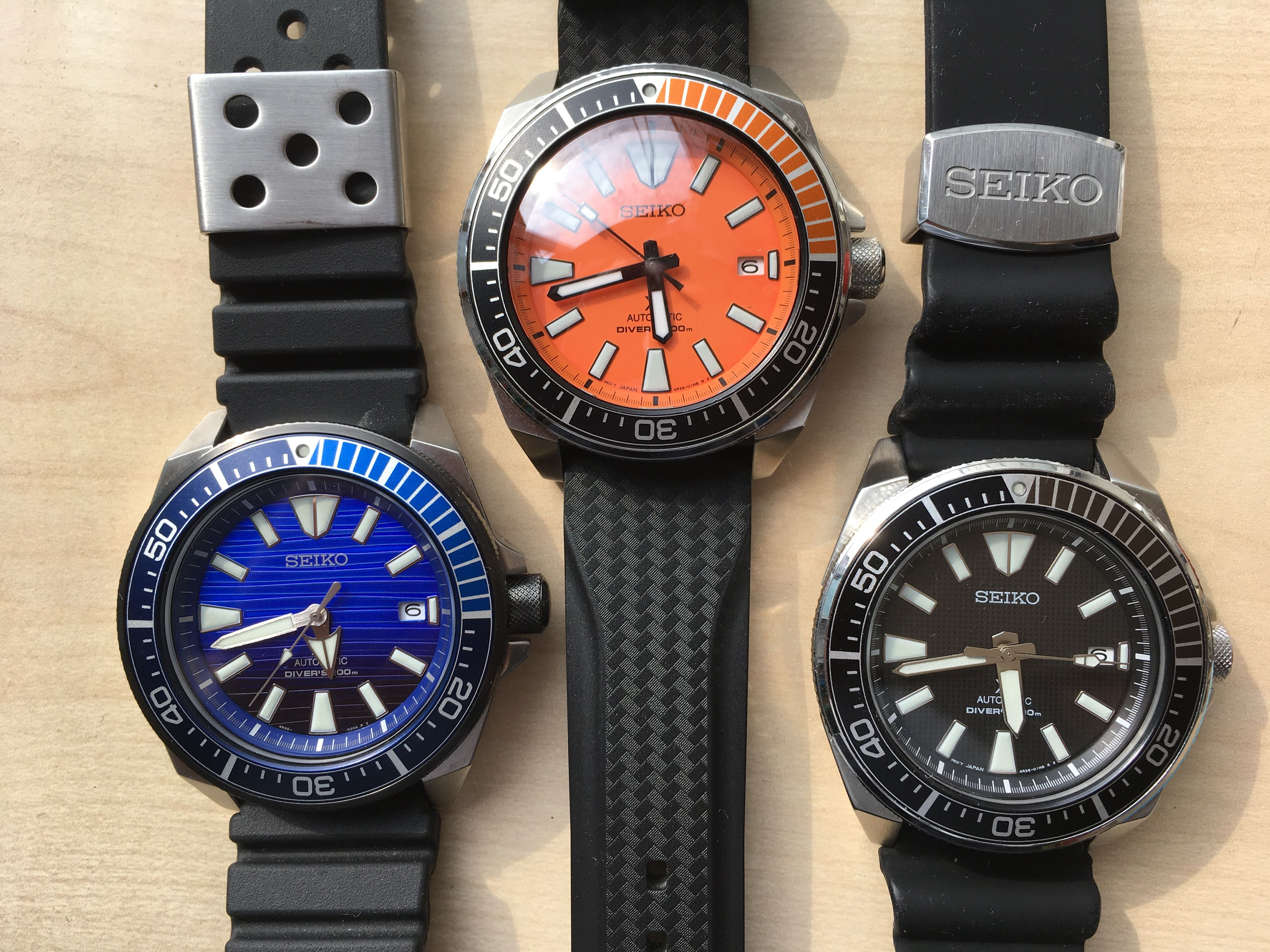 Pin by Roy Meijer on Watches Present Seiko