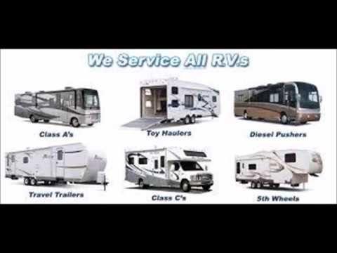 Mobile Rv Camper Repair Service Tampa St Pete Clearwater