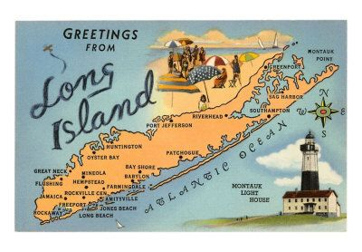 New York Map Long Island.25 Signs You Re From Long Island Long Island Girl Island Map