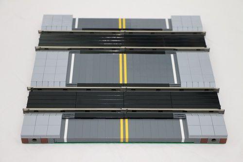 Brick Built Roads: A LEGO® creation by Kevin Koehler : MOCpages.com