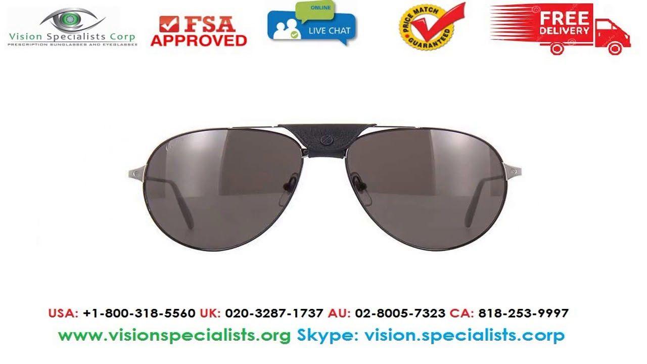 e04c817e94300 Cartier CT0038S 005 Sunglasses