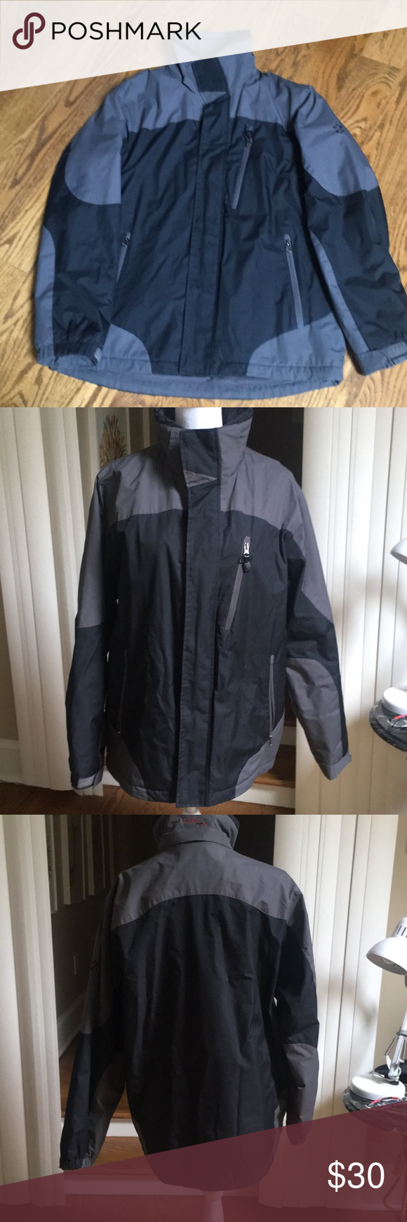 Men S Izod Performance Jacket Size Small Clothes Design Jackets Izod [ 1740 x 580 Pixel ]