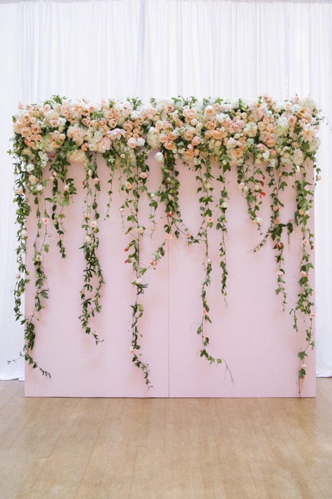Wedding decorations backdrop   Marvelous Wedding Photobooth Backdrop Design Ideas  Backdrop