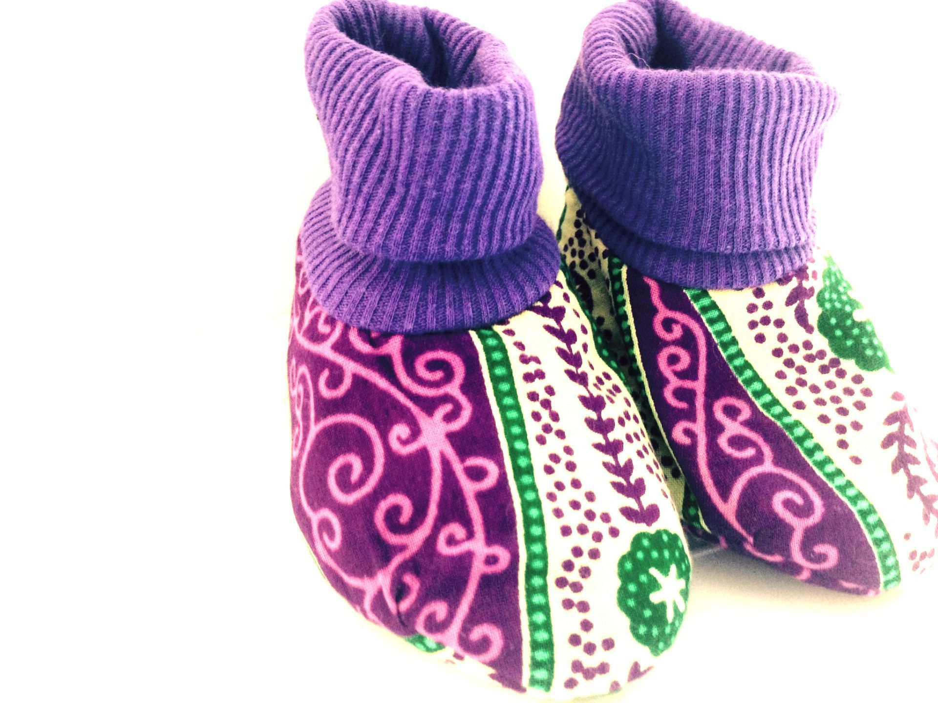 Esi Purple Soft Soled Baby Shoes Products Pinterest