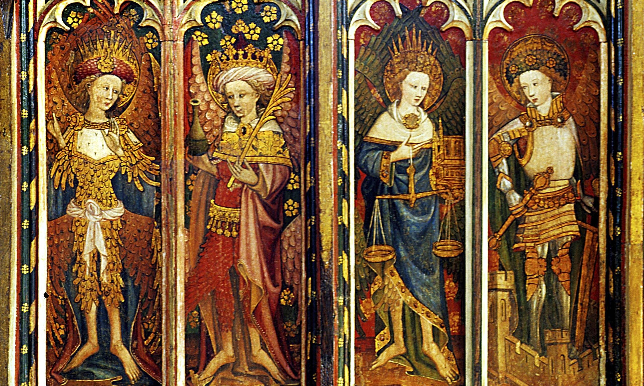 East Anglian rood screens decaying as churches struggle