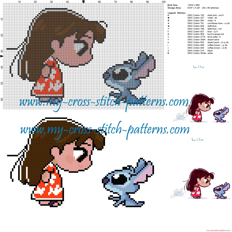 lilo_and_stitch_cross_stitch_pattern_.jpg (JPEG-afbeelding…