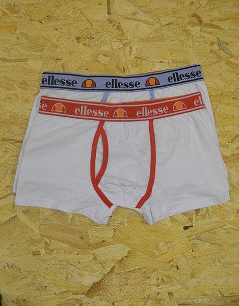 Ellesse Blocco 2 Pack Boxer Short