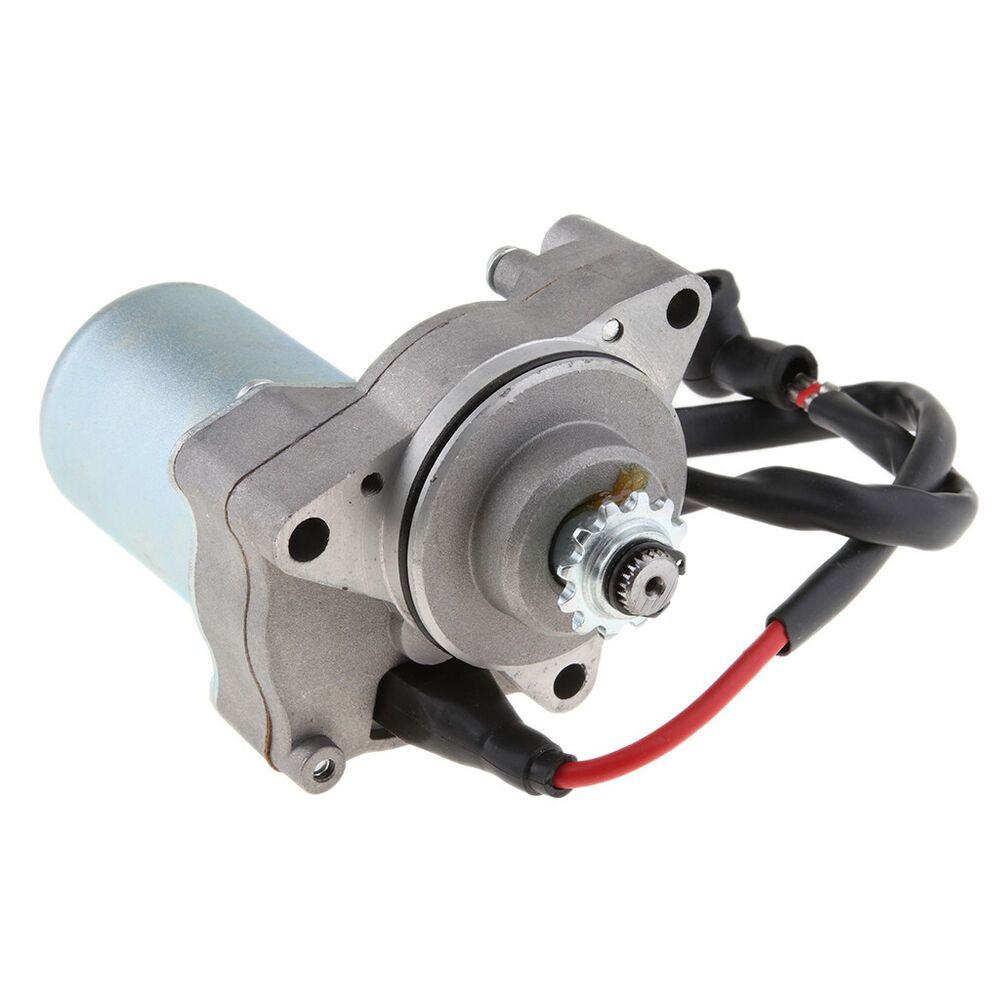 eBay Advertisement) Electric Starter Motor for GY6 139QMB