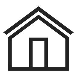 Simple House Icon Home Icon Simple House Home Symbol