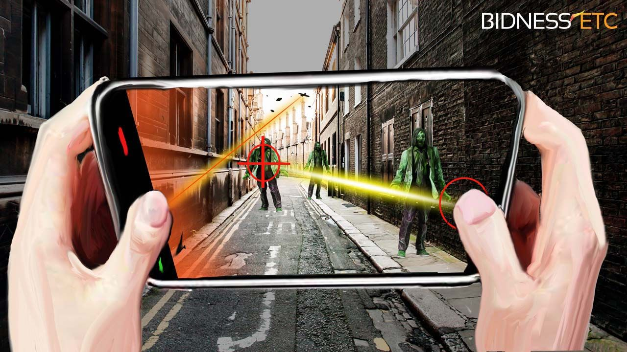 Top 5 Augmented Reality Mobile Games Augmented reality