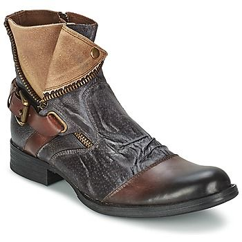 Bootsit Kdopa DETROIT Brown 122.40 €