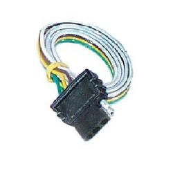 4 Pin Wire Harness | Wiring Harness | RV & Marine Products ...  Pin Trailer Wiring Harness Truck on