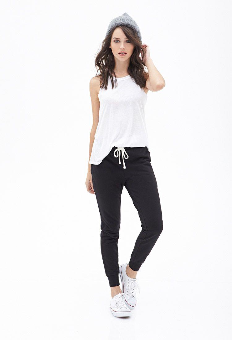 9bb50ab3a850 Drawstring Pocket Sweatpants