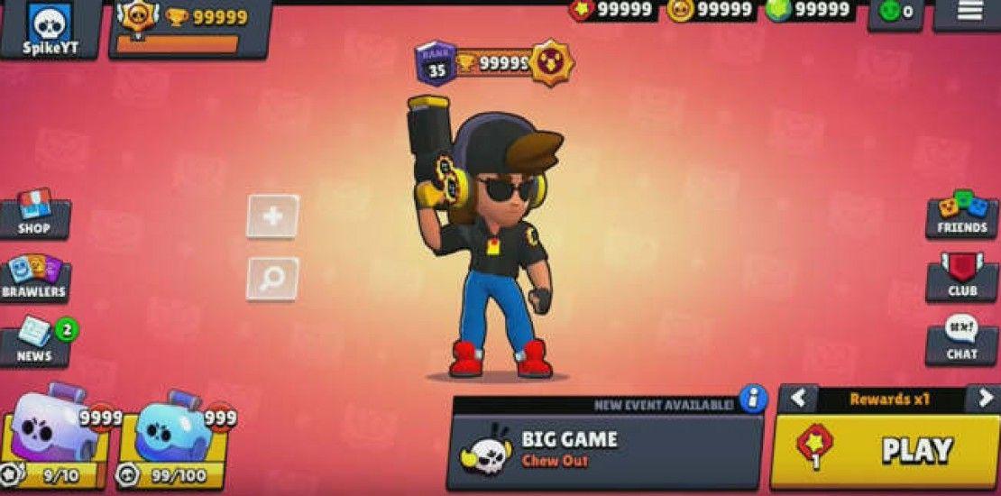 Nulls Brawl Stars Portugues Private Server 26 184 Versao Mais Recente 2020 Sprout Jacky Mr P Max E Jogos Multiplayer Coisas Gratis Personagens De Videogame