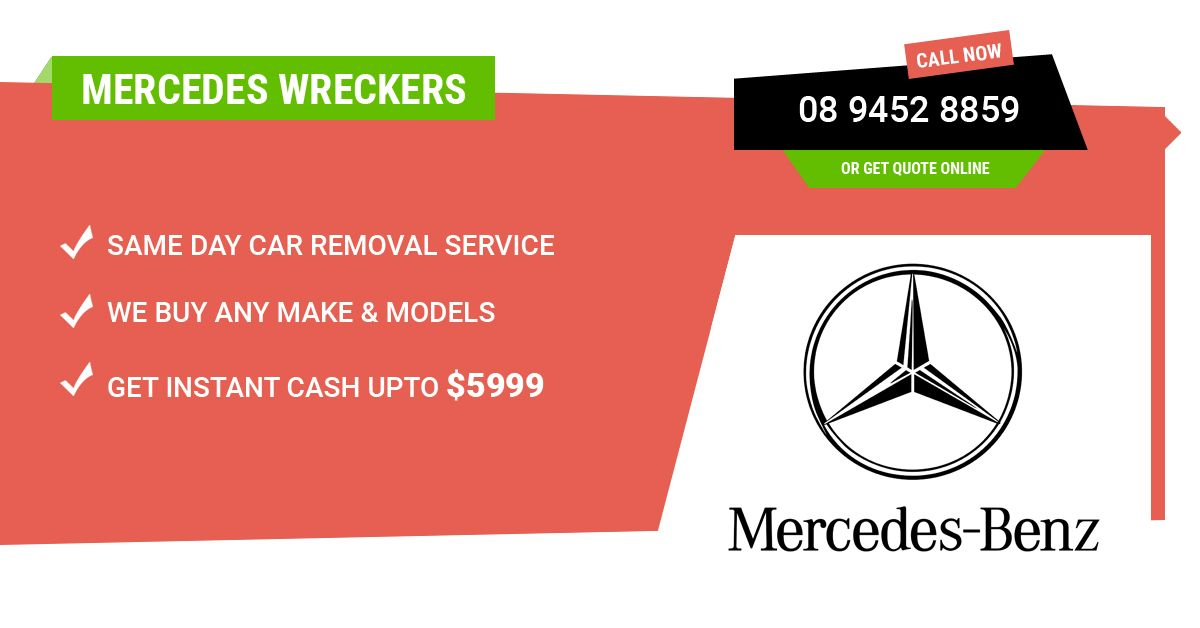 Old Mercedes Benz Buyers At Perth Auto Wreckers, we buy Mercedes ...