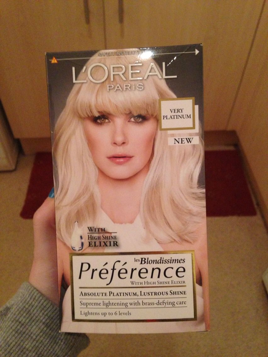 How to get white blonde hair without it ruining the condition of