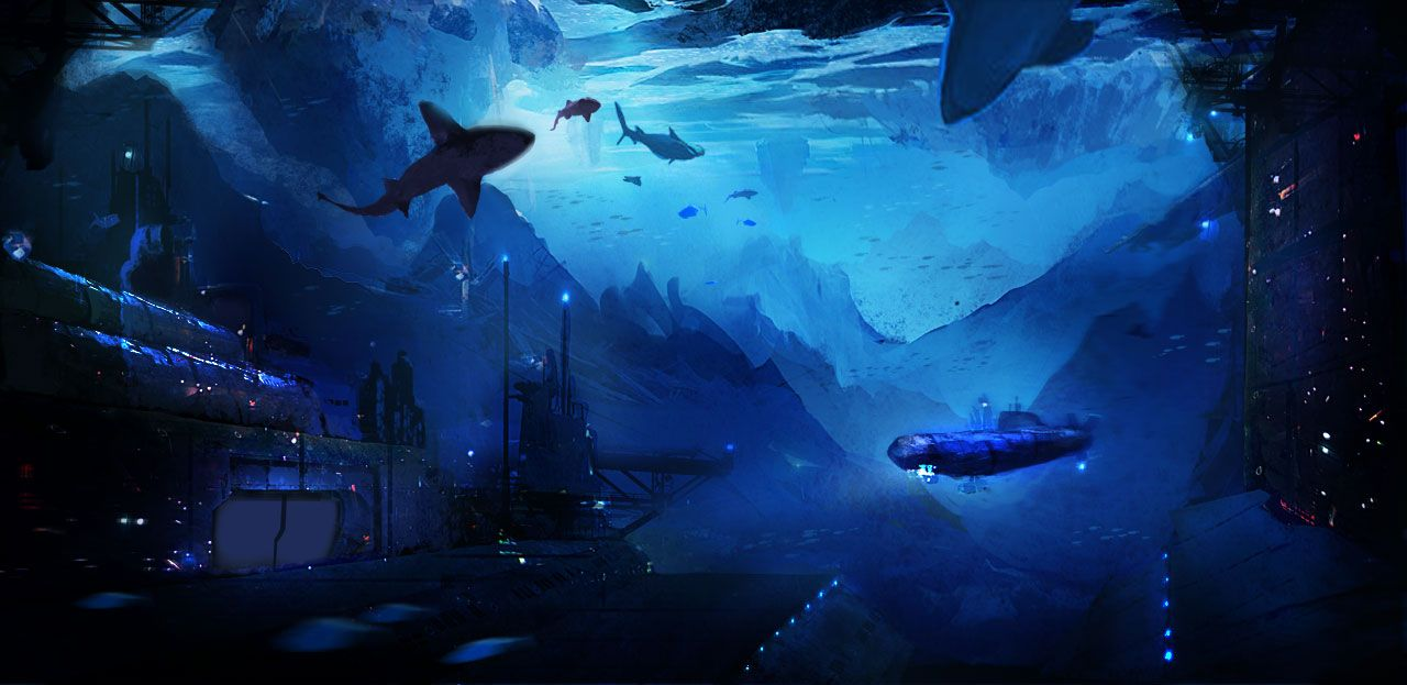 deep sea concept deep ocean pinterest deep sea