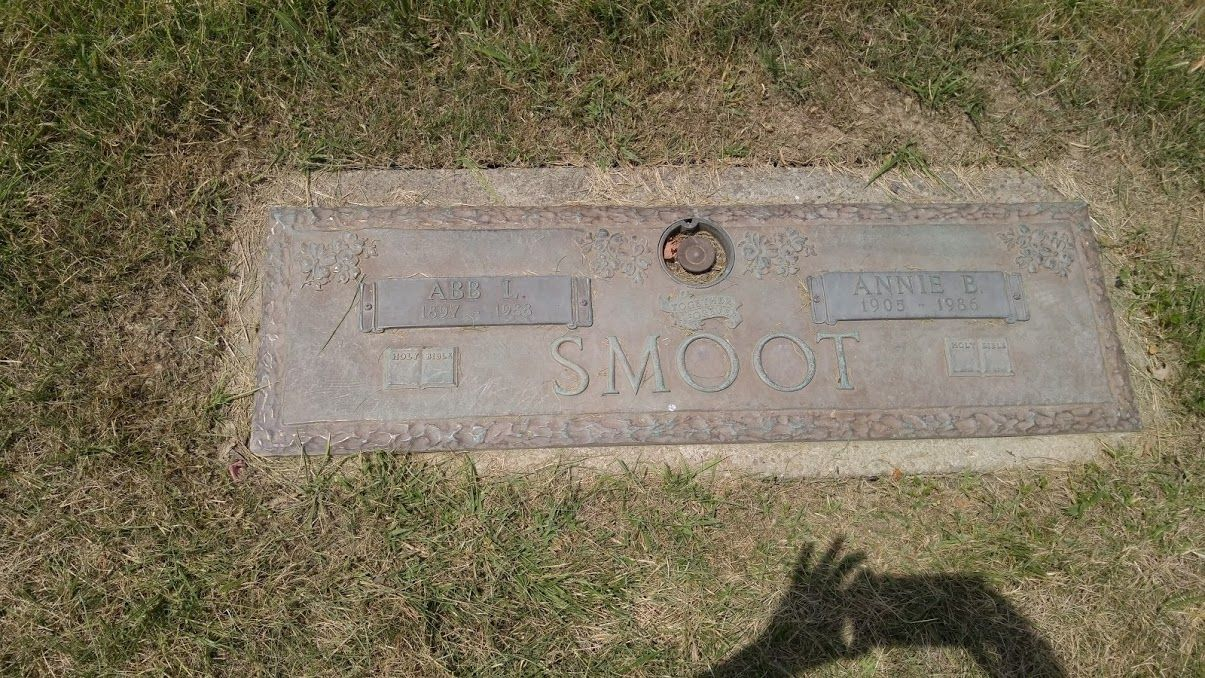 Don't get Smoot with me! by Jodi Burgy Smoot, Annie