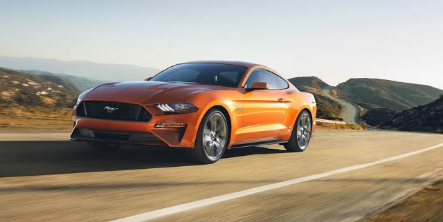 Mustang 2018 Preco Ford Mustang New Ford Mustang Ford Mustang Gt