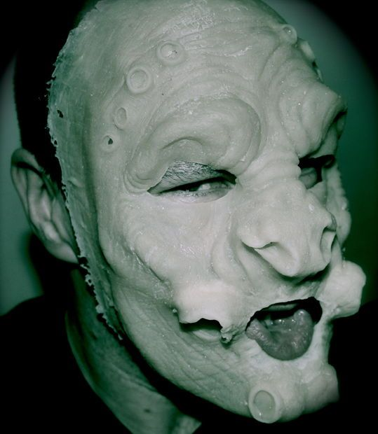 Full Face Prosthetic Mask - Part 1 Sculpting, Mould and