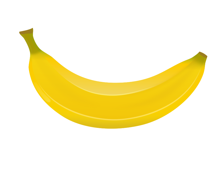 Peeled Banana Clip Art Free Clip Art Banana Clip Clip Art Line Art Images