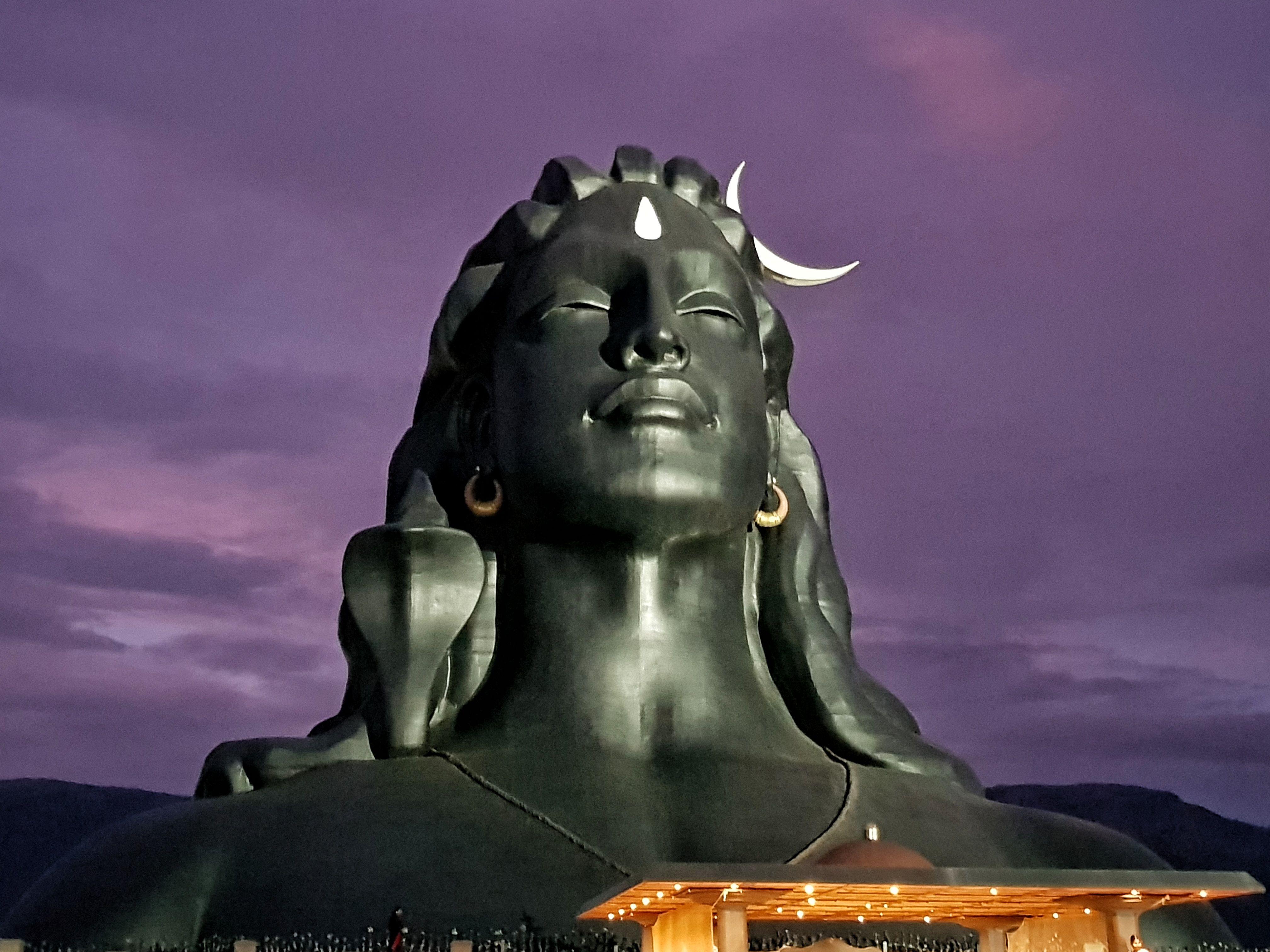 60 Shiva Adiyogi Wallpapers Hd Free Download For Mobile And Desktop Isha Yoga Guinness Book Of World Records Shiva