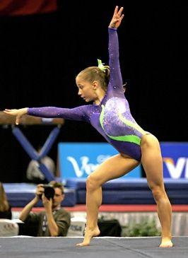 floor gymnastics shawn johnson. Shawn Johnson Floor | Gallery). Gymnastics H