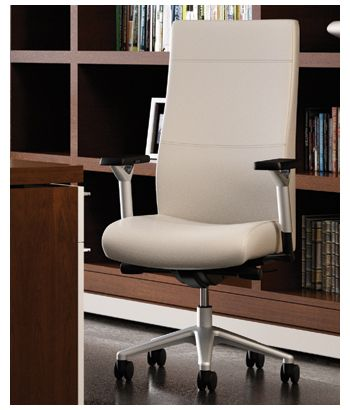 Prava Highback Chair With Multi Adjustable Arms Chair Seating