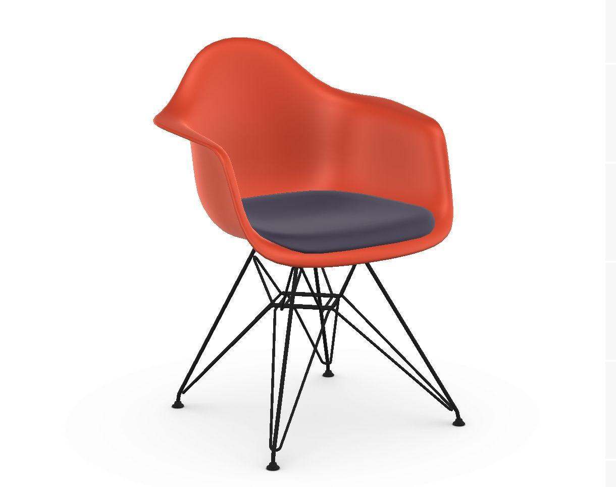 Eames DAW Chair Eames daw chair, Chair, Eames