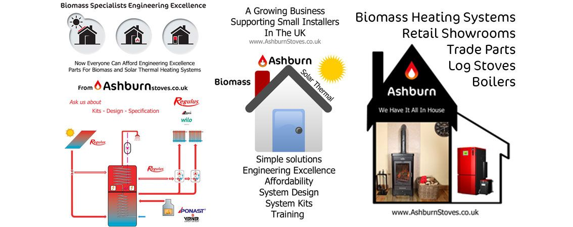 Ashburn Heating for biomass, solar, heat pump, gas and oil heating ...
