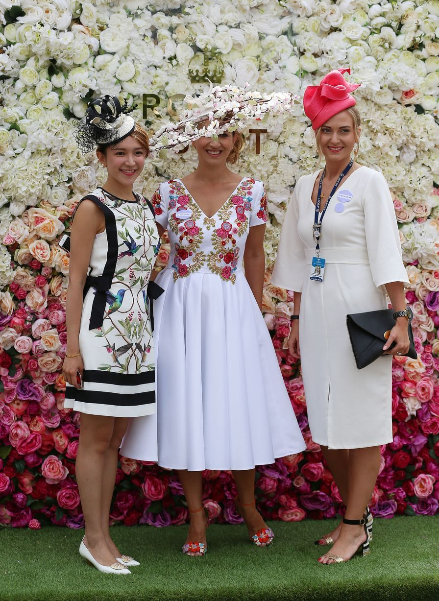 3d33f7d8b56c8 Best dressed racegoers from Royal Ascot 2018 - see who wowed in the ...