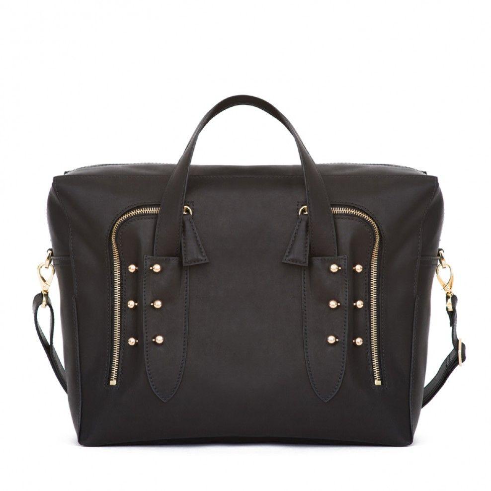 Izzy Satchel Leather Handbags Nyc Luxury Lovevolver