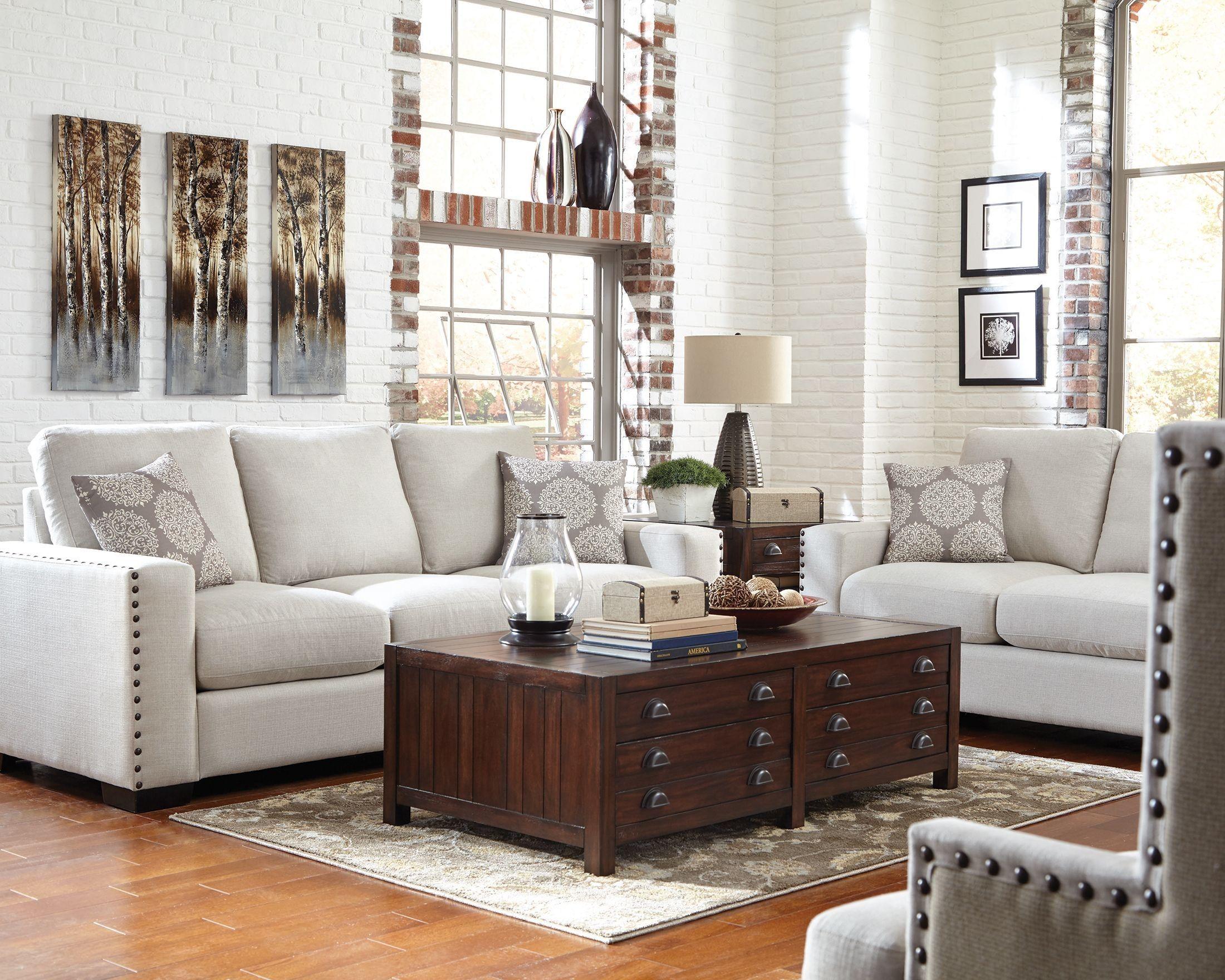 Rosanna Pewter Linen Living Room Set Living Room Sets Living Room Sets Furniture Sofa And Loveseat Set Pc living room decor set by home
