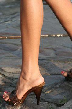 candid high heel sandals
