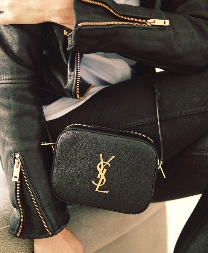 Saint Laurent Bag Tumblr Bags Saint Laurent Bag Fashion Handbags