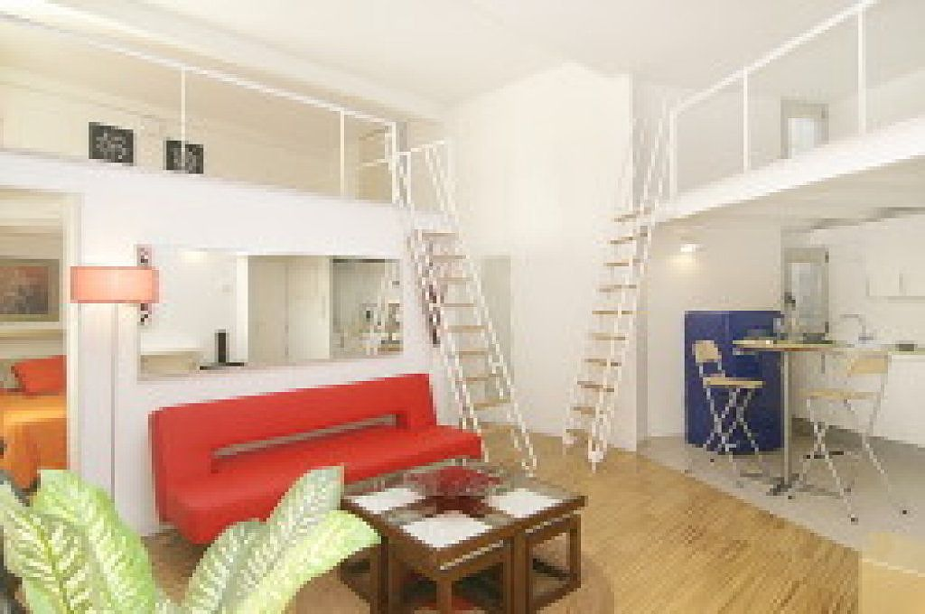 Altillos altillo pinterest altillo alto y escalera Apartamentos con altillo