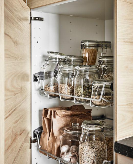 Utrusta Draadmand In 2019 Kitchen Keuken Ontwerp Keuken En Ikea