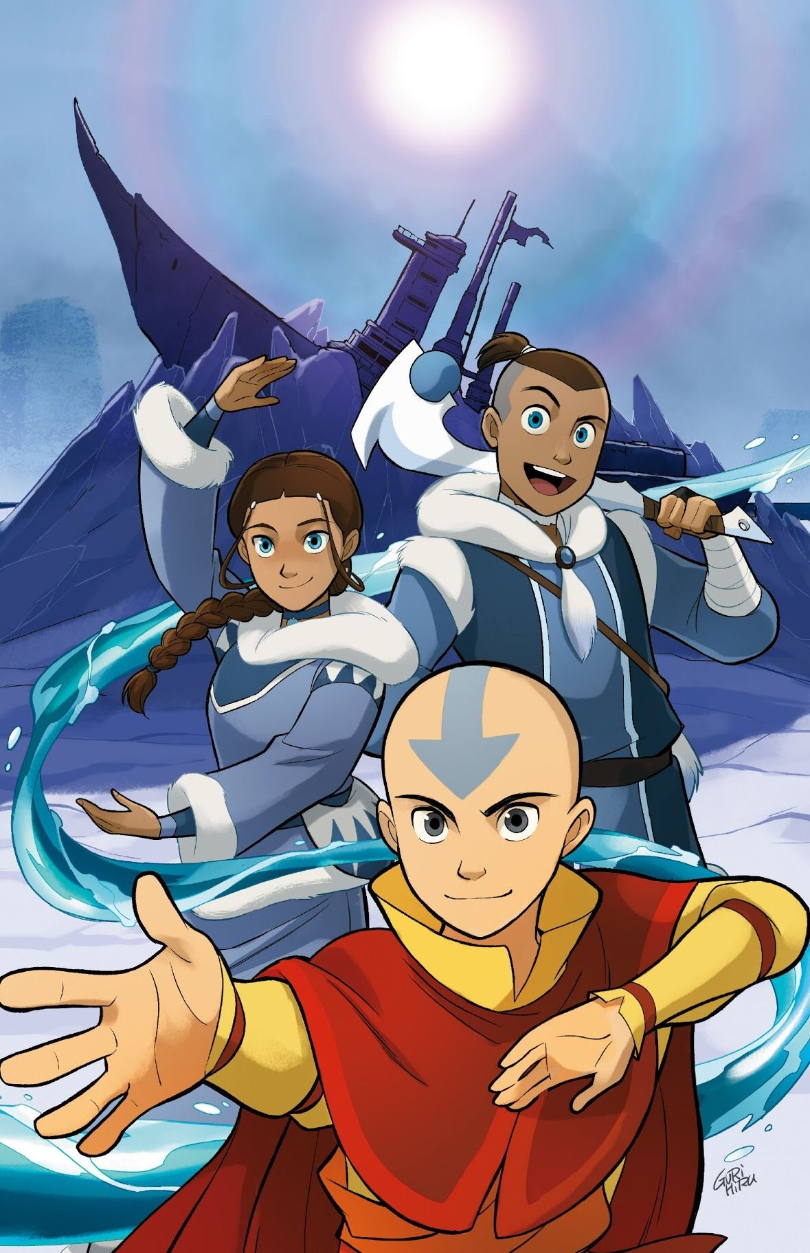 North And South Part One The Last Airbender Avatar The Last Airbender Avatar