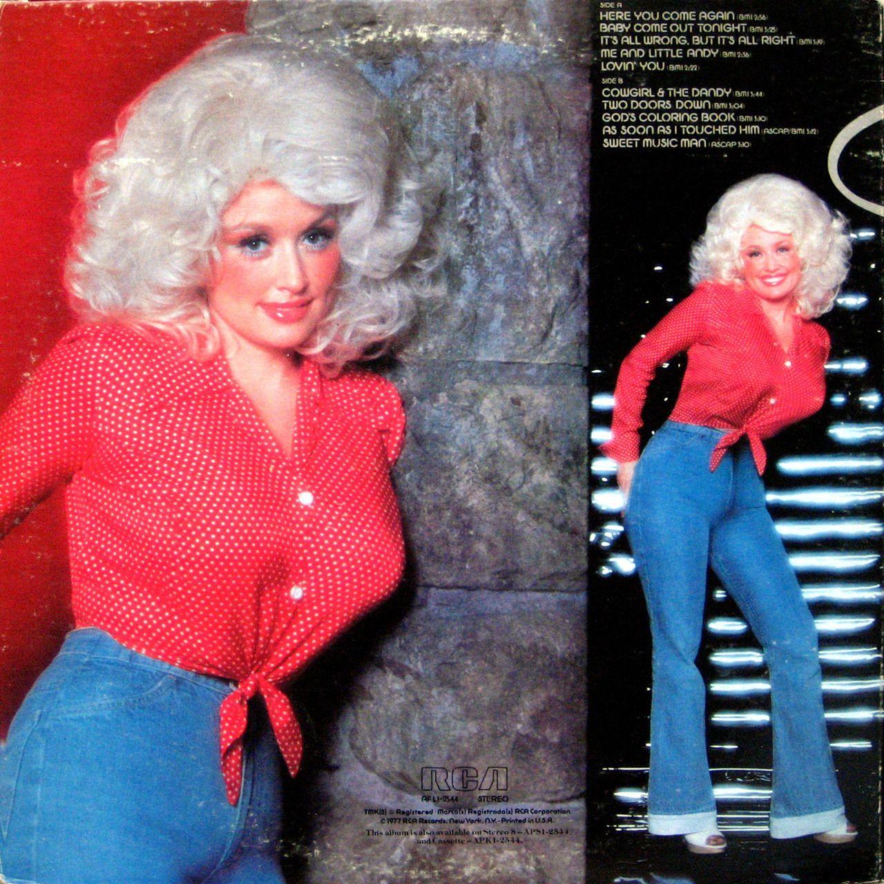 Dolly parton dolly parton dolly vinyl records
