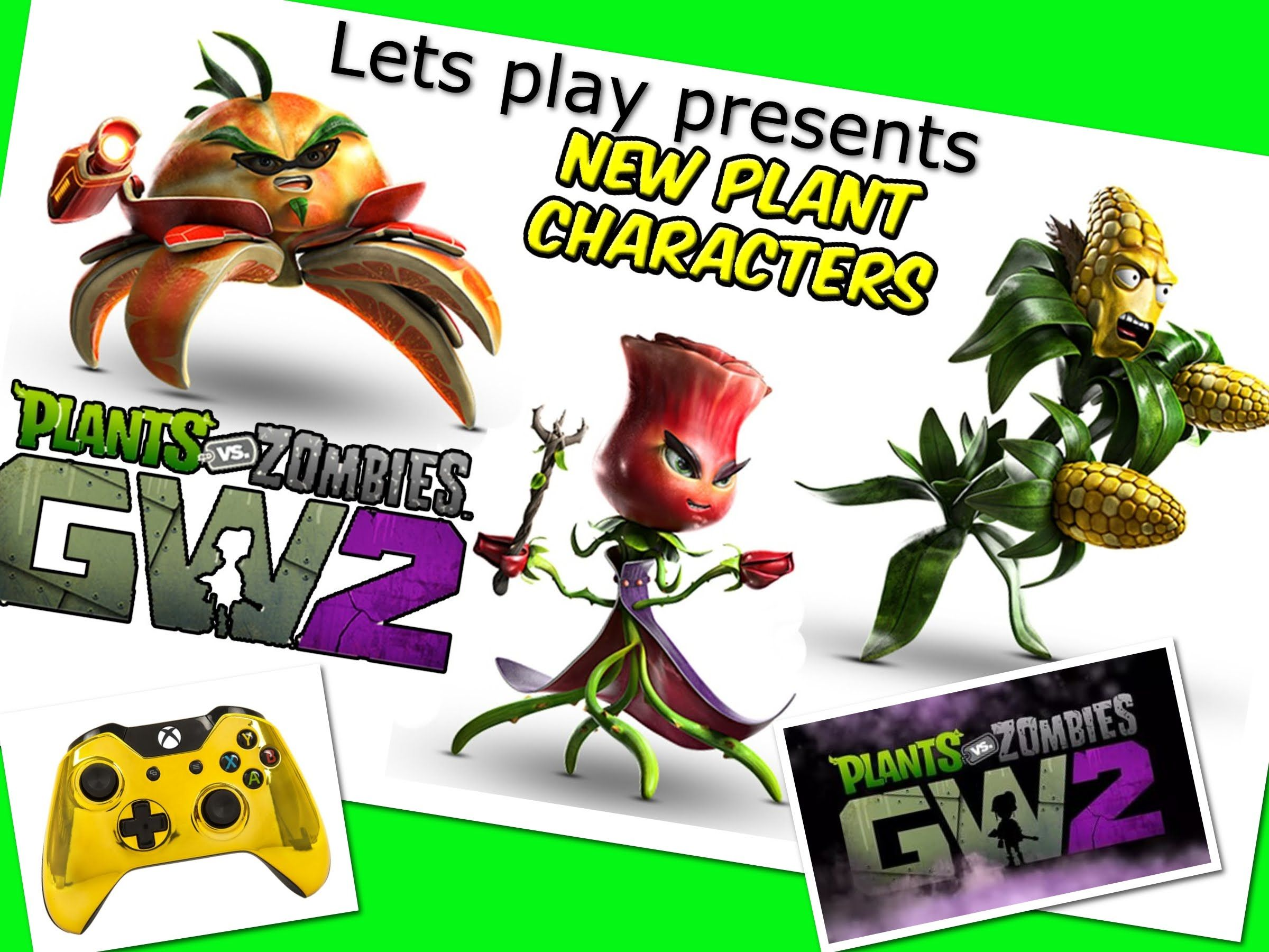 Plants vs zombies garden warfare 2 beta new plant - Plants vs zombies garden warfare xbox one ...